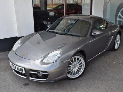 used Porsche Cayman 2.7 Tiptronic S 2-Door
