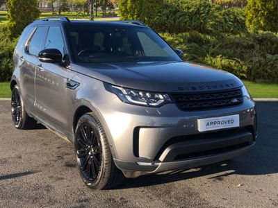 used Land Rover Discovery 3.0 SDV6 HSE 5dr 4x4 2019