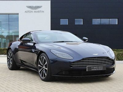 used Aston Martin DB11 V8 2dr Touchtronic Auto 4.0