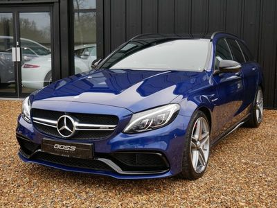 used Mercedes C63S AMG AMGPREMIUM - PAN ROOF - BURMESTER 4.0 5dr
