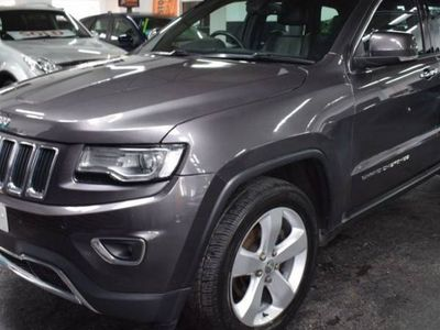 used Jeep Grand Cherokee 3.0 V6 CRD LIMITED 5d 247 BHP LEATHER - NAV - HEATED SEATS