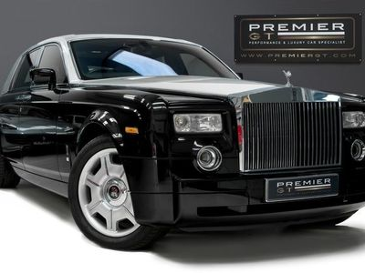 used Rolls Royce Phantom 6.8 V12. WONDERFUL EXAMPLE. JUST SERVICED AND P&A WOOD ROLLS ROYCE. 4dr