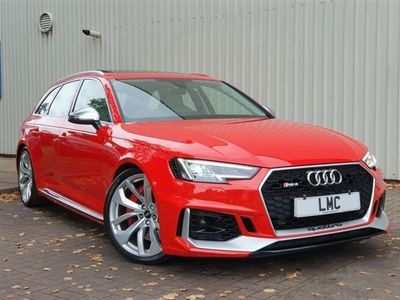 used Audi RS4 RS4 2.9TFSI QUATTRO 5DR 444 BHP+20s+SUNROOF+HEAD