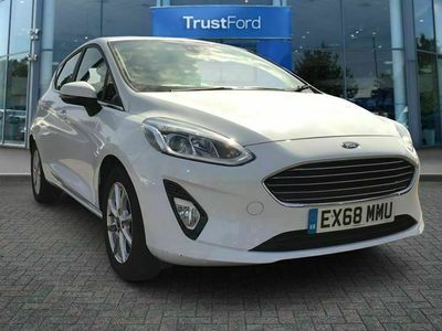 used Ford Fiesta 1.0 EcoBoost Zetec 5dr *** BLUETOOTH ***