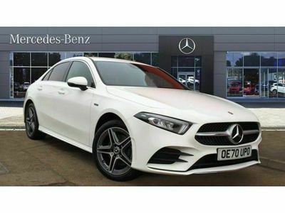 used Mercedes A250 A-ClassAMG Line 4dr Auto Saloon 1.3