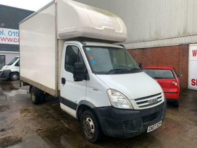 used Iveco 35.12 DAILY 2.33450 MWB 116 BHP