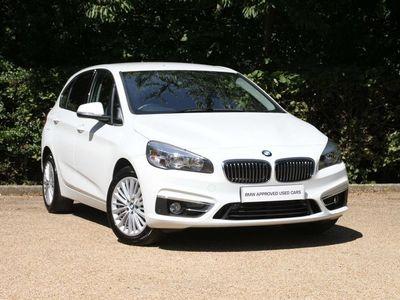used BMW 220 2 Series d Luxury 5dr [Nav] Step Auto