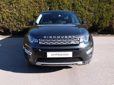 used Land Rover Discovery Sport 4x4 HSE Luxury 2.0 SD4 240hp (5+2 seat) auto 5d