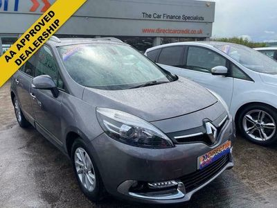 used Renault Grand Scénic 1.5 DYNAMIQUE NAV DCI 5d 110 BHP