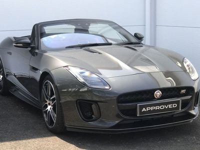 used Jaguar F-Type 2.0 Chequered Flag 2dr Auto