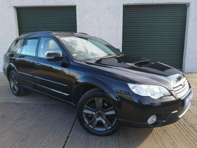 used Subaru Outback Outback 2.0D RE5dr