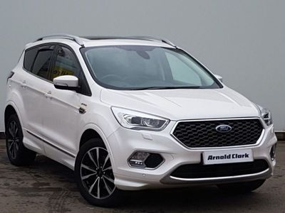 used Ford Kuga Vignale 2.0 Tdci 180 5Dr Auto