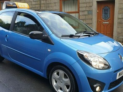 used Renault Twingo 1.2 16V Dynamique 3dr [AC]