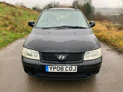 used Hyundai Matrix 1.6 GSi Hatchback 5d 1599cc