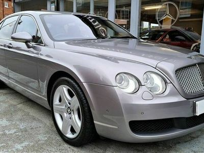 used Bentley Continental Flying Spur 6.0 FLYING SPUR 5 SEATS 4d 550 BHP