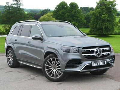 used Mercedes GLS400 GLS4Matic AMG Line Premium 5dr 9G-Tronic Auto