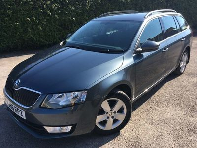 used Skoda Octavia 1.6 TDI SE Technology 5dr