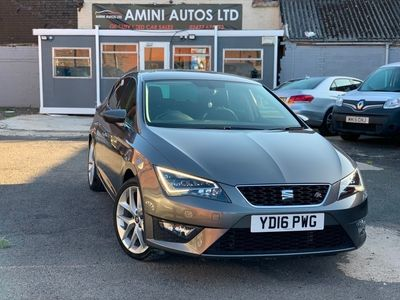 used Seat Leon 1.4 EcoTSI 150 FR 5dr [Technology Pack]