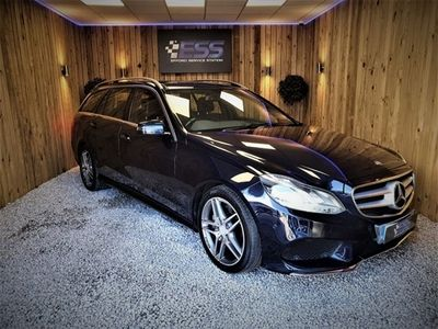 used Mercedes E350 E-Class 3.0CDIAMG Sport (248bhp) Estate 5d