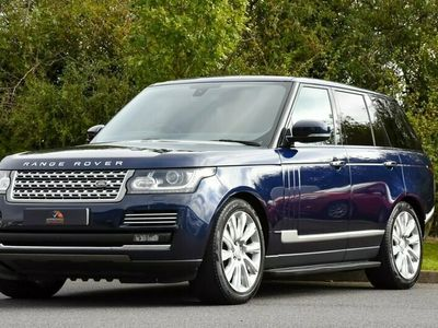 used Land Rover Range Rover 4.4 SDV8 AUTOBIOGRAPHY 5d 339 BHP