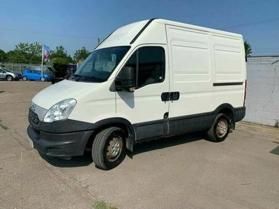 used Iveco Daily S Class 2.3TD 35S11V SWB L Panel
