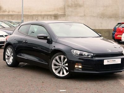 used VW Scirocco 2.0 Tsi 180 Bluemotion Tech Gt 3Dr