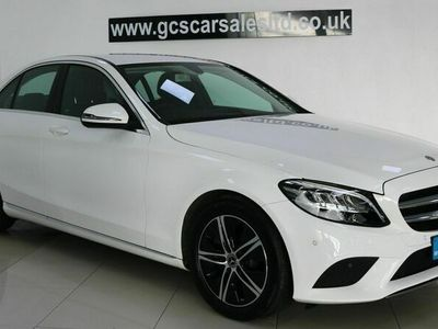 used Mercedes C300 C Class 2.0Sport G-Tronic+ (s/s) 4dr