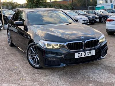 used BMW 520 5 SERIES i M SPORT AUTO 1OWNER