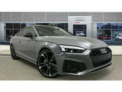 used Audi A5 40 TFSI 204 Edition 1 2dr S Tronic Petrol Coupe coupe special editions