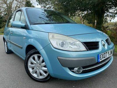 used Renault Scénic 1.6 VVT Dynamique 5dr