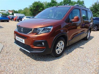 used Peugeot Rifter 1.5 Bluehdi 100 Allure [7 Seats] 5Dr