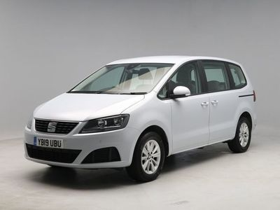 used Seat Alhambra 1.4 TSI S [EZ] 150 5drKeeping you safe