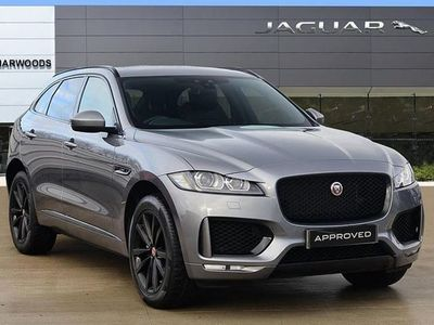 used Jaguar F-Pace 2.0 [250] Chequered Flag 5Dr Auto Awd