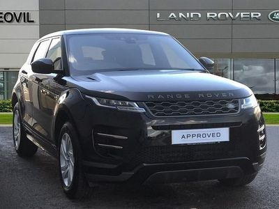 used Land Rover Range Rover evoque 2019 Houndstone Business Park R-DYNAMIC S