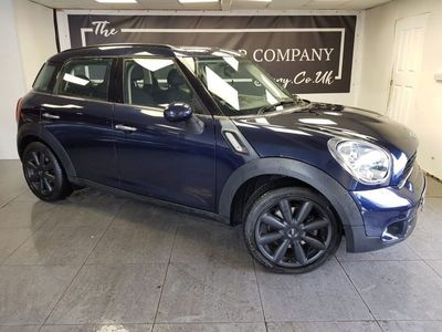 used Mini Cooper SD Countryman 2.0 5d 141 BHP + SERVICE HISTORY + 2 KEYS GREAT EXAMPLE FIRST TO SEE WILL BUY