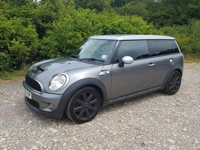 used Mini Cooper S Clubman Cooper S Hatchback 1.65d