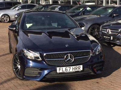 used Mercedes E400 E-Class4Matic Amg Line Premium 2Dr 9G-Tronic