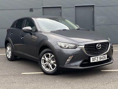 used Mazda CX-3 2.0 SE-L 5dr