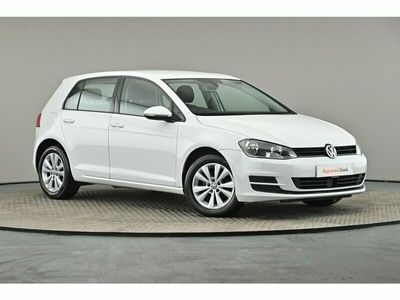 used VW Golf SE 1.4 TSI 122 PS 6-speed manual 5 Door