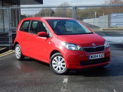 used Skoda Citigo 1.0 MPI (60PS) SE Hatchback 3-Dr