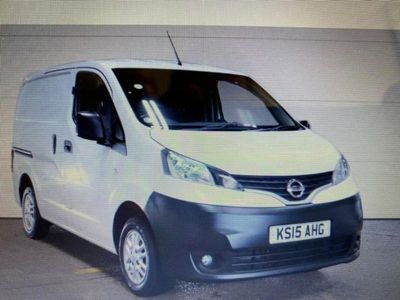 used Nissan NV200 1.5 DCI TEKNA 110 BHP 5 SERVICE STAMPS 12 MONTHS