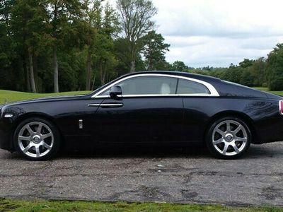 used Rolls Royce Wraith V12 AUTO Coupe 2014