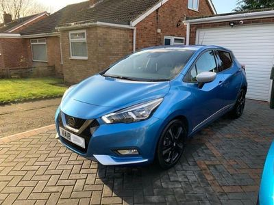 used Nissan Micra 1.5 dCi N-Connecta (s/s) 5dr