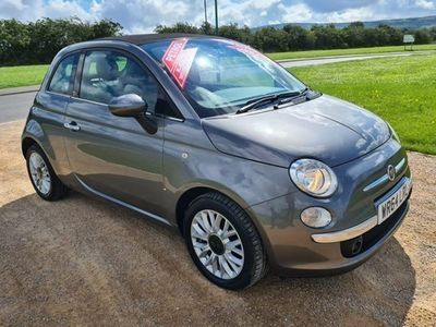 used Fiat 500C 1.2 Lounge (Start Stop) 2d
