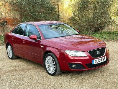used Seat Exeo 2.0 TDI SE (Tech Pack) 4dr
