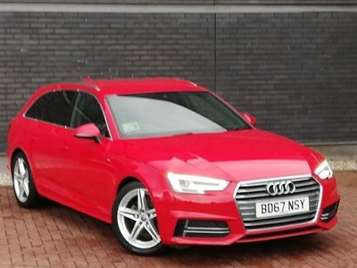 used Audi A4 2.0 Tdi S Line 5Dr S Tronic