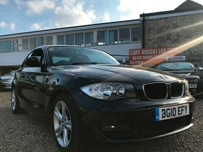 used BMW 120 1-Series Coupe d Sport 2d