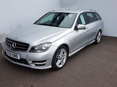 used Mercedes C220 C Class 2.1CDI AMG Sport Edition 7G-Tronic Plus 5dr