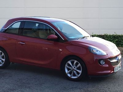 used Vauxhall Adam 1.2i Jam 3dr