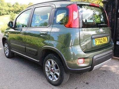 used Fiat Panda 4x4 4x4 1.3 Multijet 5d